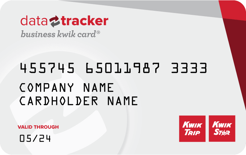 DataTracker Card